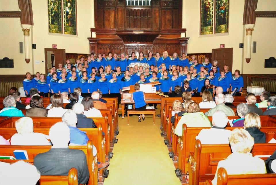 Holy Heart Alumnae Choir Concert