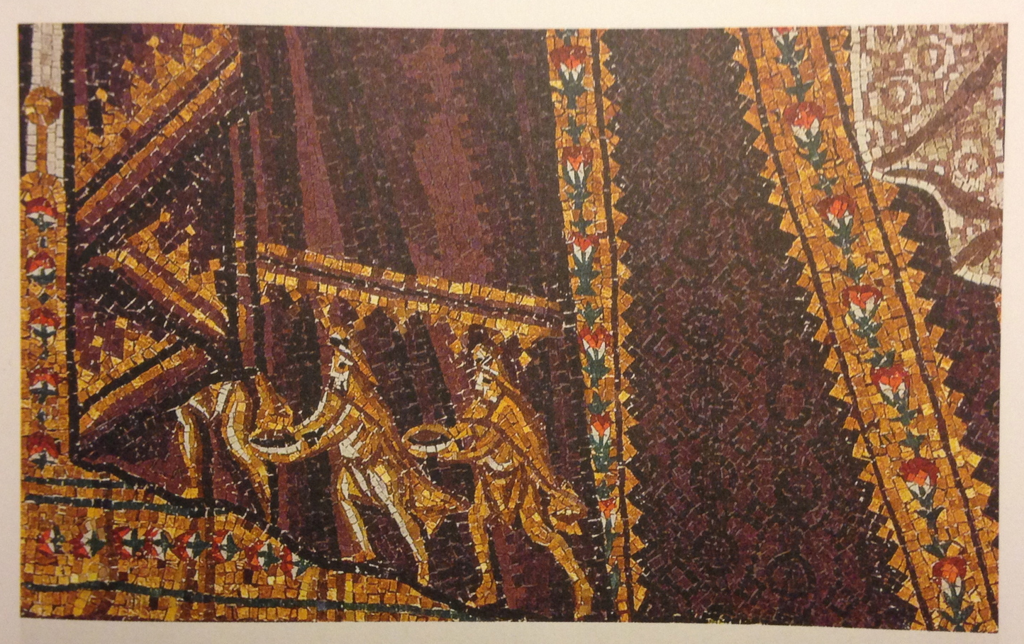 One of the Details inside Masterpieces in Detail by Rose-Marie and Rainer Hagen