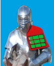 Gridded Grand Guard Shown in Green