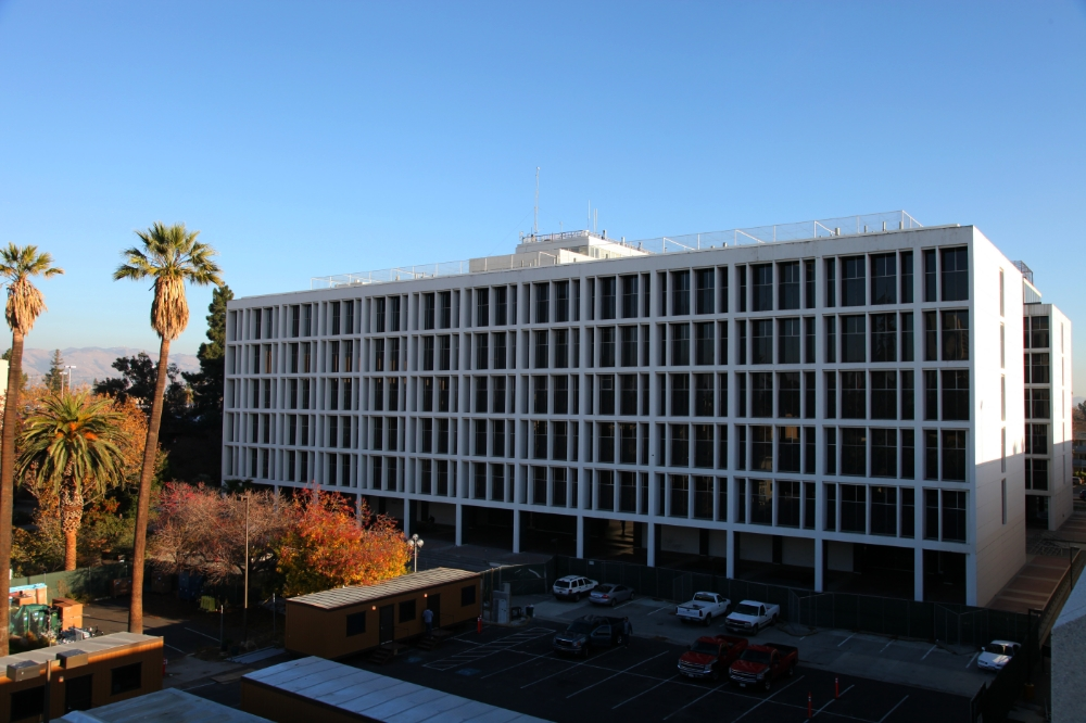 Duncan Hall, San José State University
