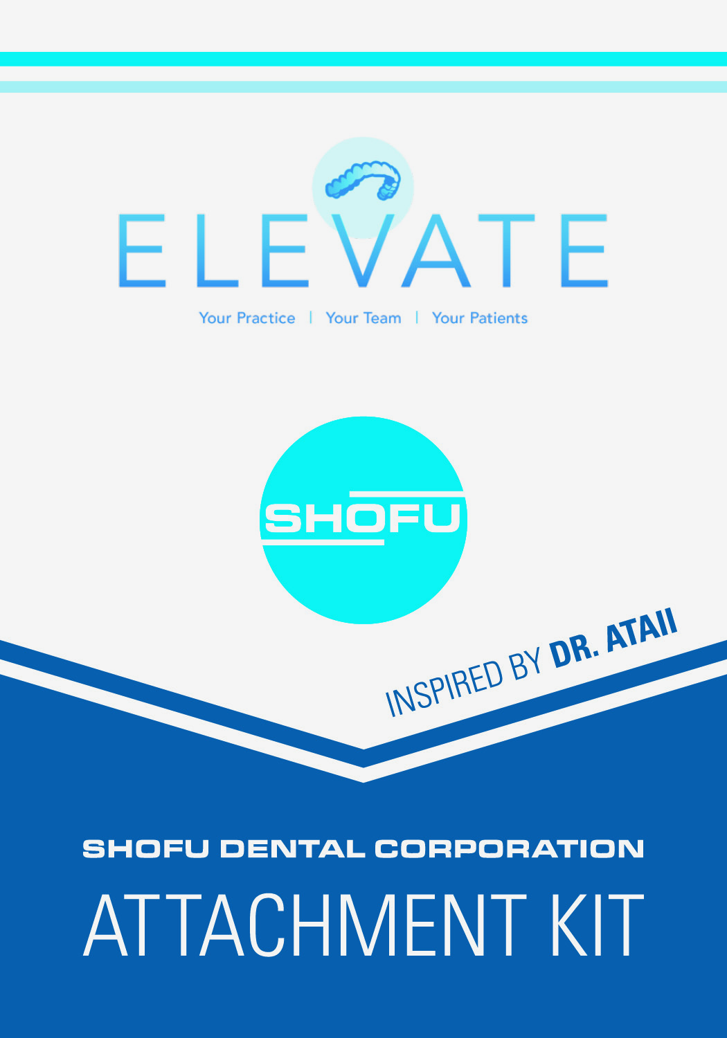 Label created for Dr. Ataii's Attachment Kit