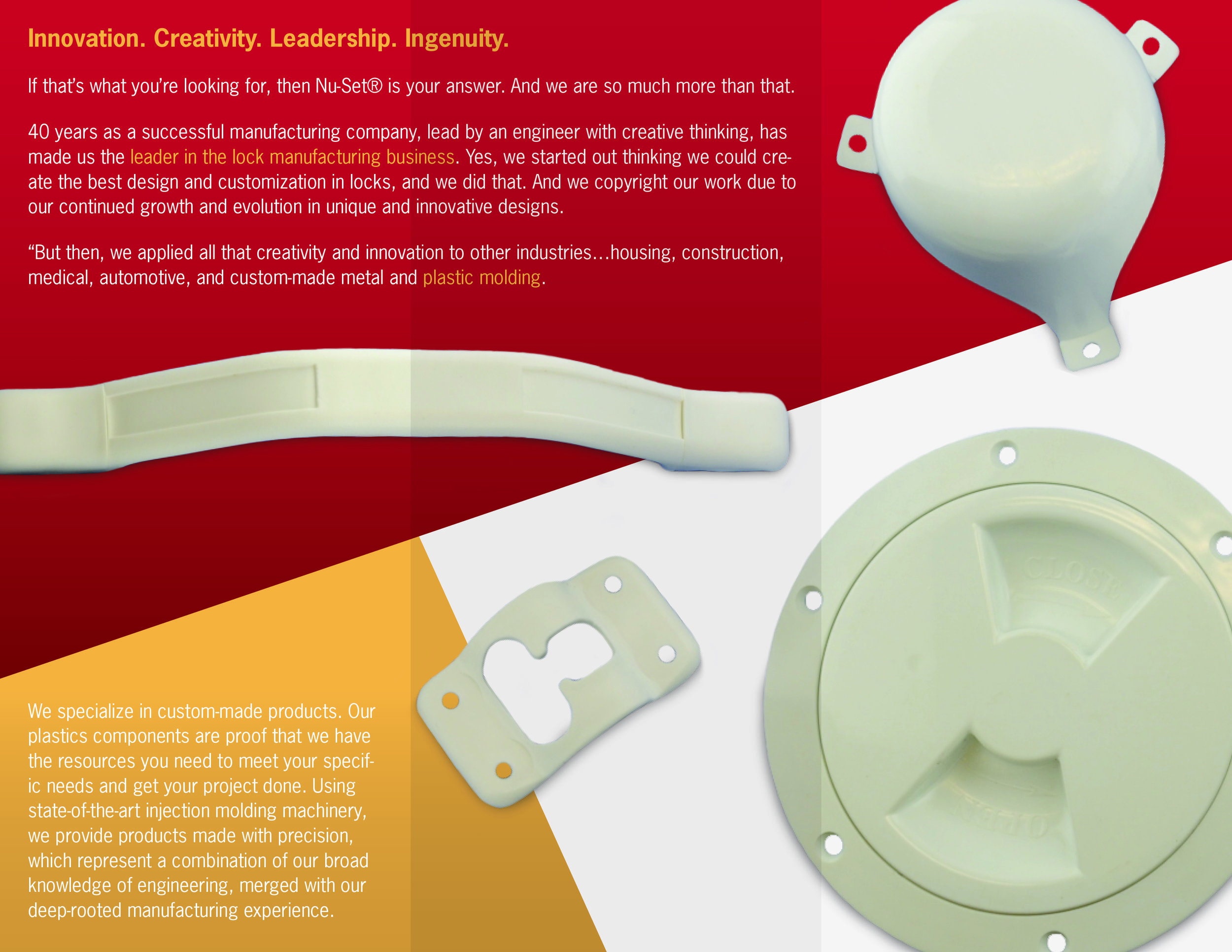 Plastics Trifold Brochure (INSIDE)