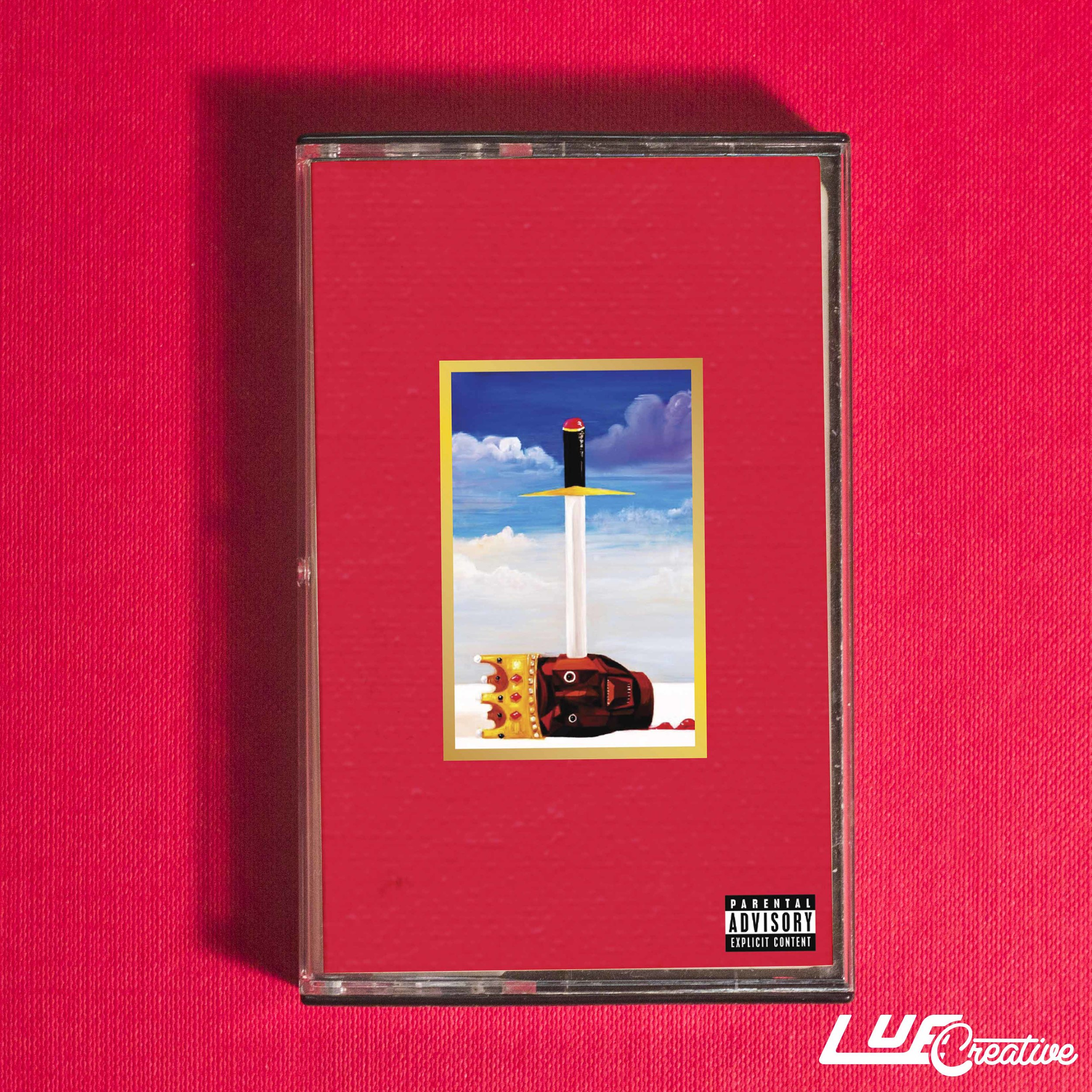 My Beautiful Dark Twisted Fantasy   Kanye West