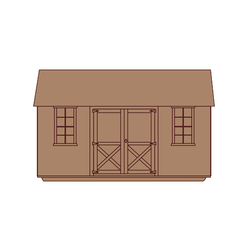 Sheds — One Small Garden