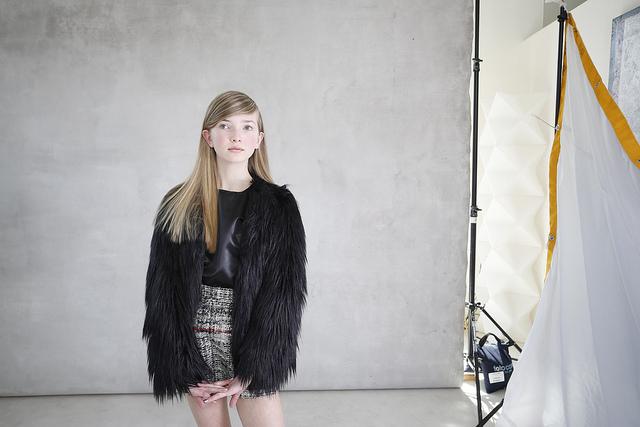 Kelly Floyd in Bonnie Young | Photography: Lee Clower | Stylist: Michel Onofrio