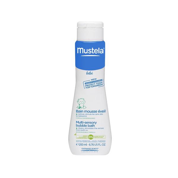Mustela Multi- Sensory Bubble Bath