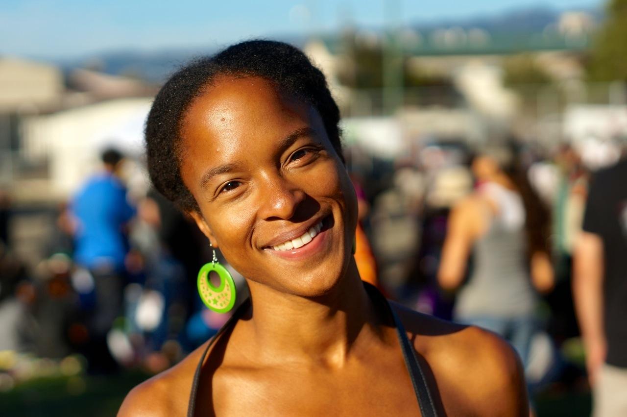 Dr. A. Breeze Harper (The Sistah Vegan Project)