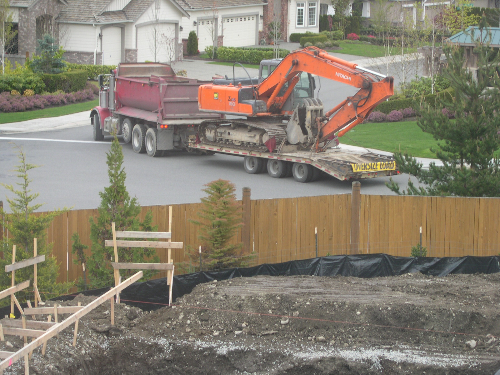 """The Dig""/Beginning Excavation"