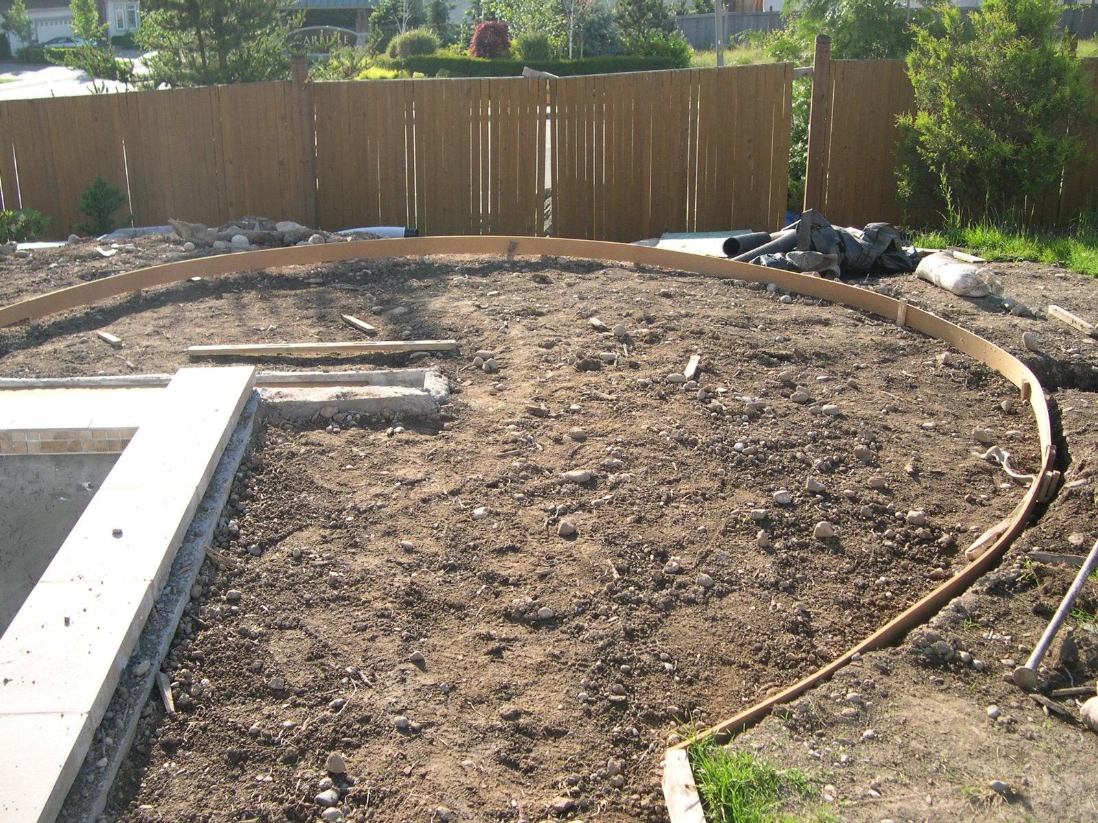 Begin Deck Construction