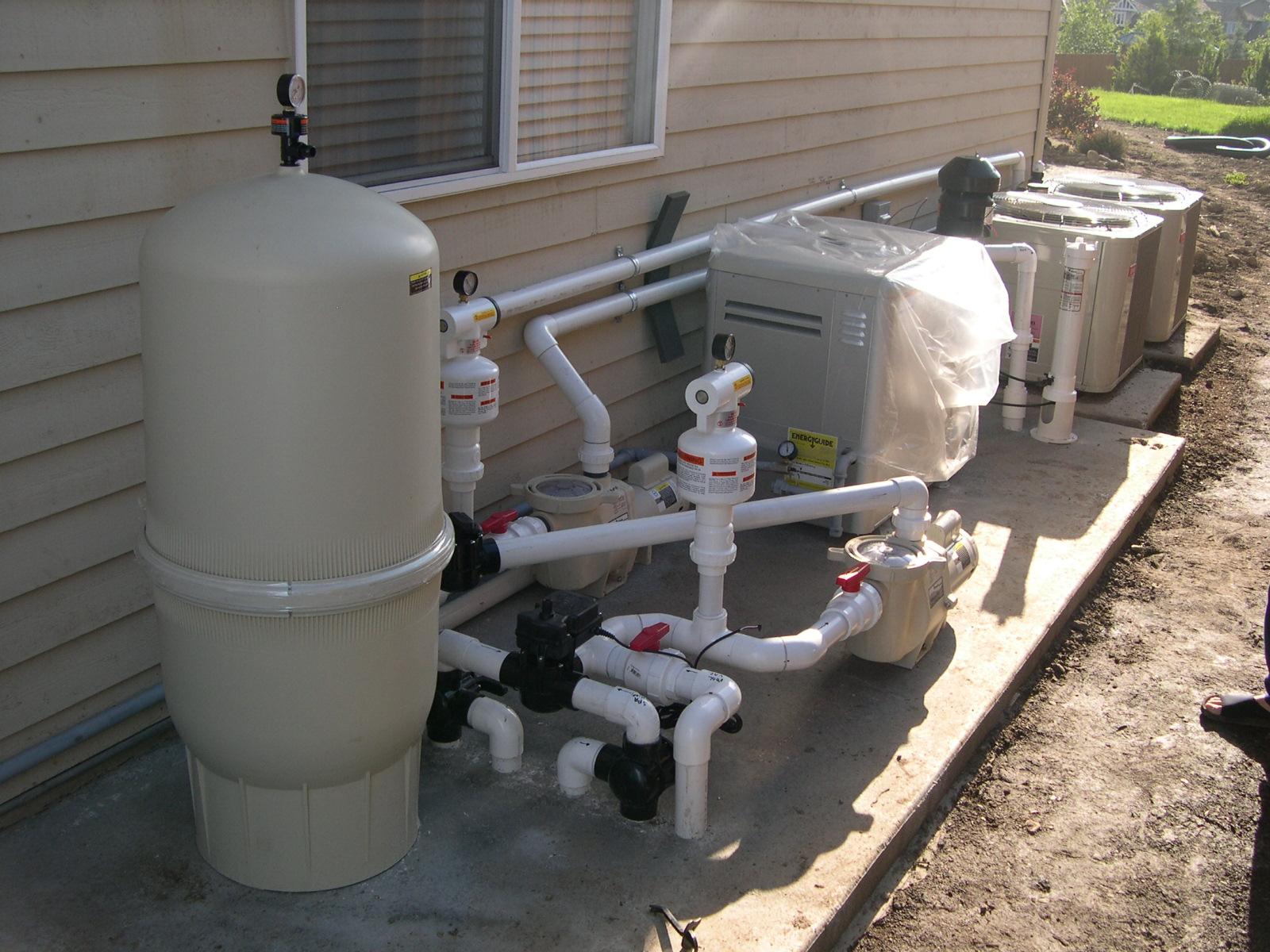 Equipment and Plumbing