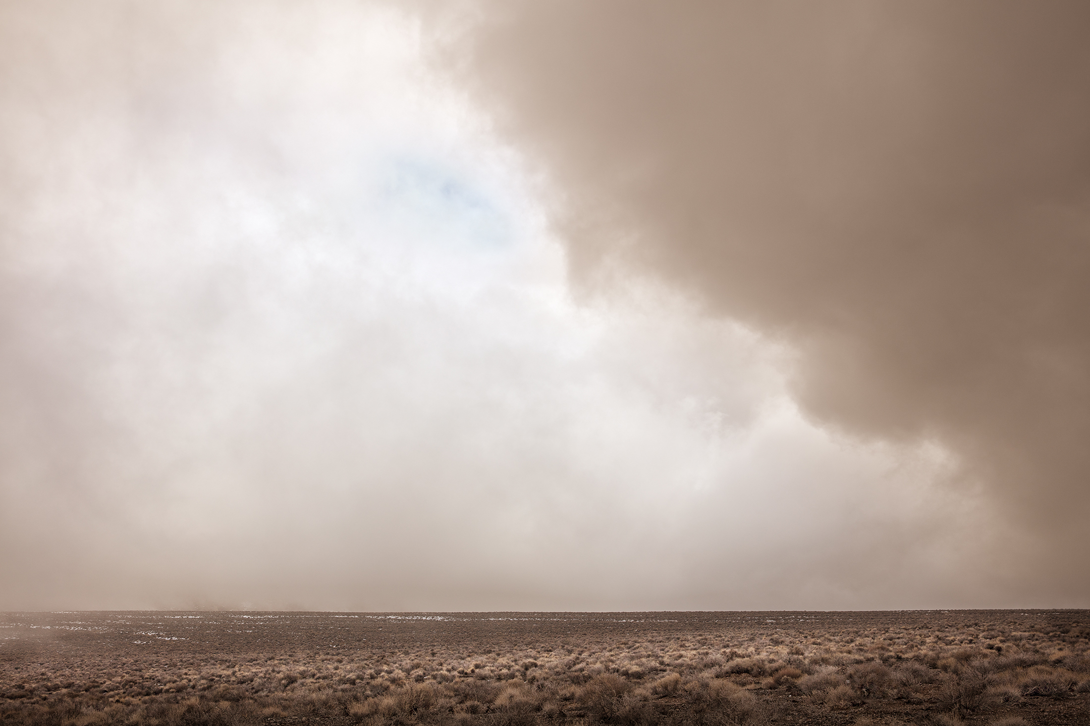2) Infinity Series #5683, Death Valley. Photograph, 32X48 inches, 2018.