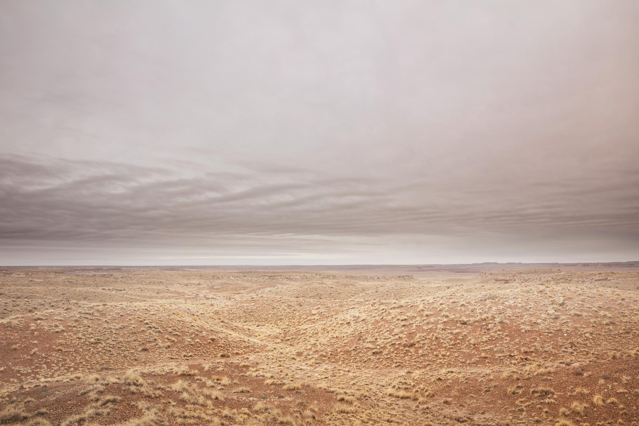 5) Infinity Series #4279, Arizona. Photograph, 32X48 inches, 2017.