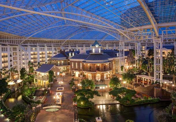 Credit:  Gaylord Opryland Resort & Convention Center, Marriott