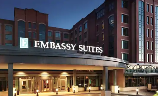 Embassy Suites in Saratoga Springs, NY