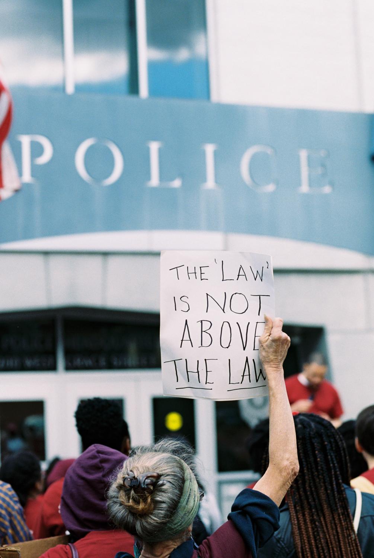 RVA Protest - Protesting Police Brutality in Richmond, VA