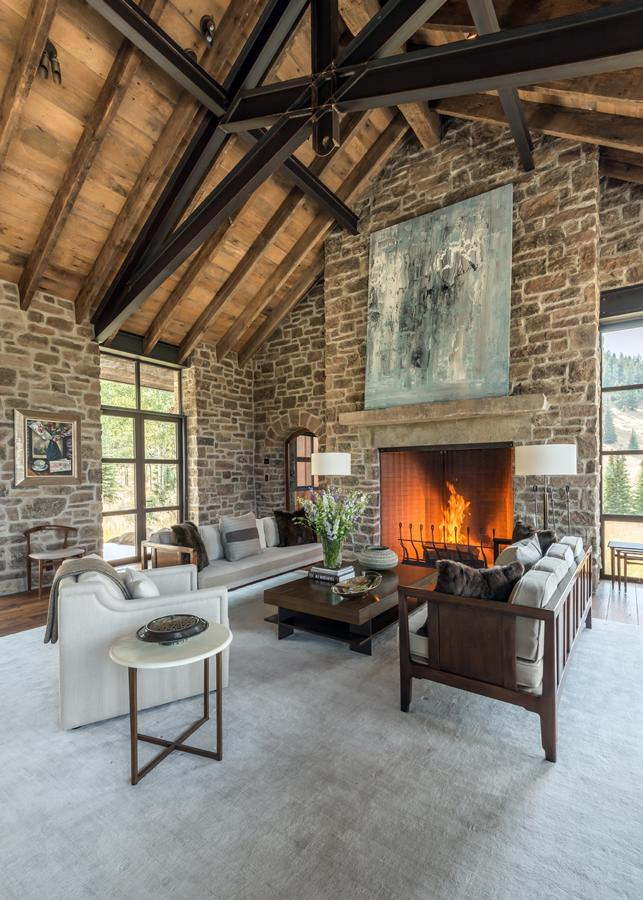 Jackson Hole, WY   WRJ Design   Featured in Moutain Living Magazine