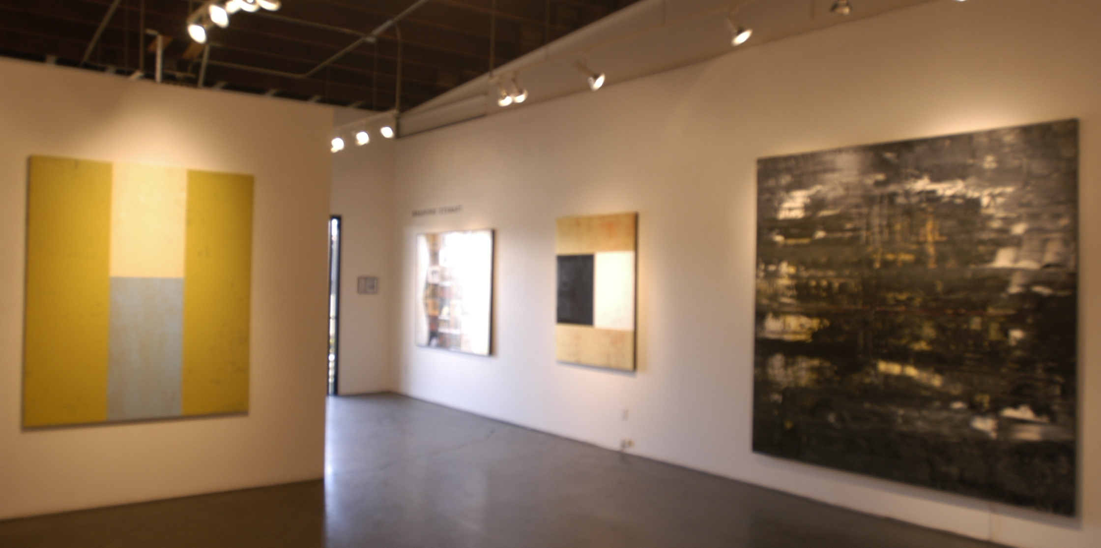Santa Monica, CA   Bergamot Station   Laurie Frank Gallery Solo Exhibit