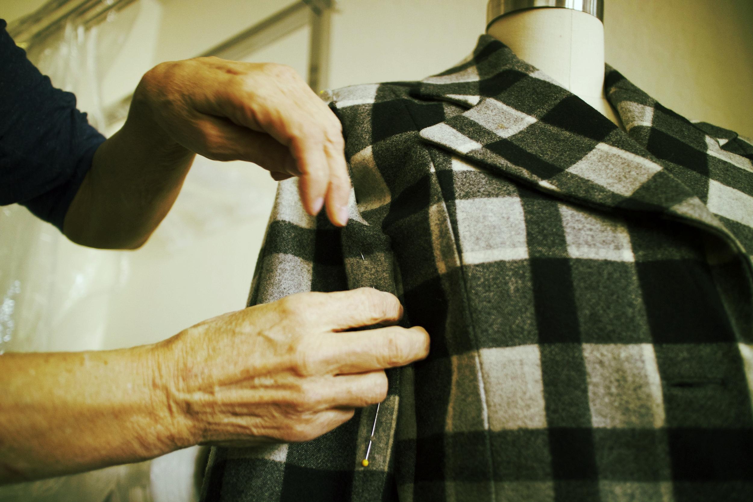 Vintage Garment Restoration