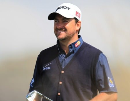 Graeme McDowell picture in Tucson earlier this year by Fran Caffrey /  www.golffile.ie