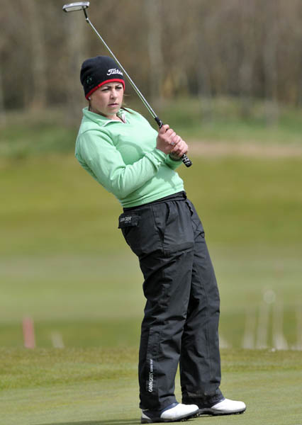 Mary Doyle had a superb final round. Picture Pat Cashman /  cashmanphotography.ie