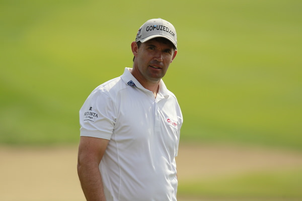 Pádraig Harrington went from contention to making up the numbers in the space of two holes. Archive picture:Picture: Eoin Clarke  www.golffile.ie