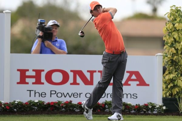 Rory McIlroy is back his comfort zone.Picture: Fran Caffrey  www.golffile.ie