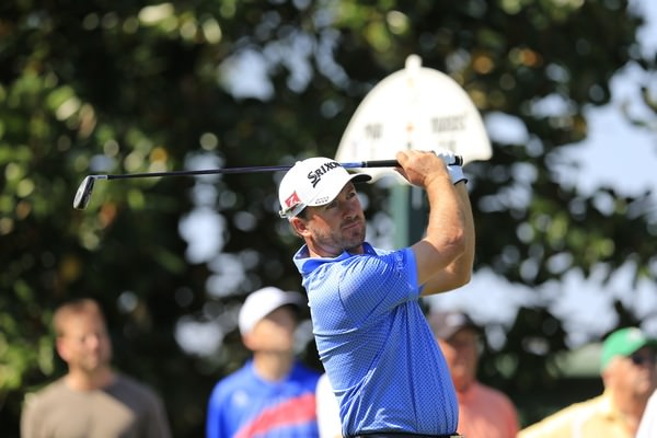 Graeme McDowell had a tough day at the office. Picture: Fran Caffrey  www.golffile.ie