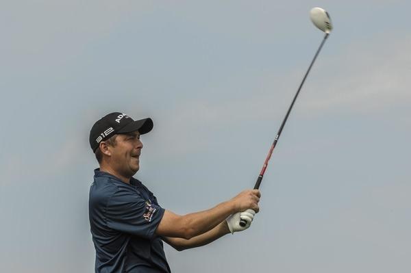 Mark Murphy. Picture  www.golffile.ie
