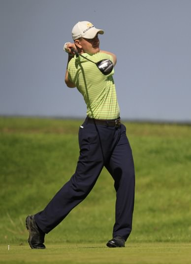 Keith Shannon, pictured at Carton House last year byThos Caffrey /  www.golffile.ie