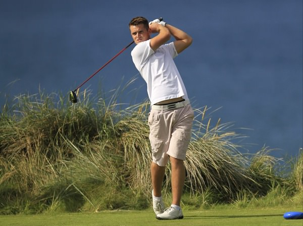 Conor O'Rourke. Picture: Thos Caffrey /  www.golffile.ie