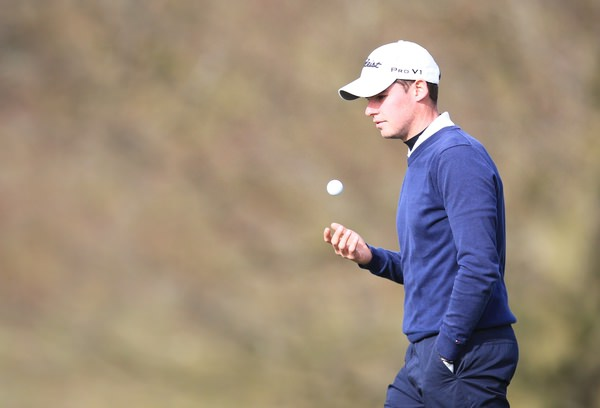 Headfort's Brian Casey is going well in Guadeloupe.Picture Fran Caffrey  www.golffile.ie.