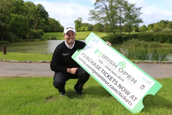 Who will get the remaining invitations for the Irish Open?