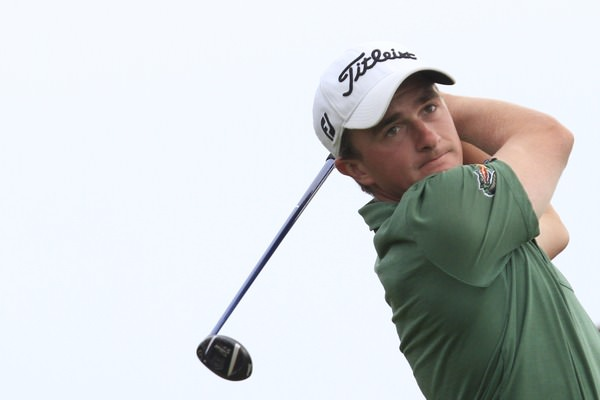 Paul Dunne has had a good year so far but qualifying for The Open on Tuesday would be special. Picture: Thos Caffrey /  www.golffile.ie