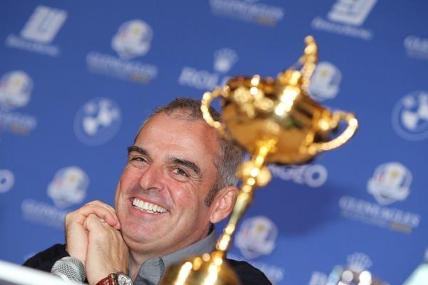 Paul McGinley.Picture: Fran Caffrey /www.golffile.ie