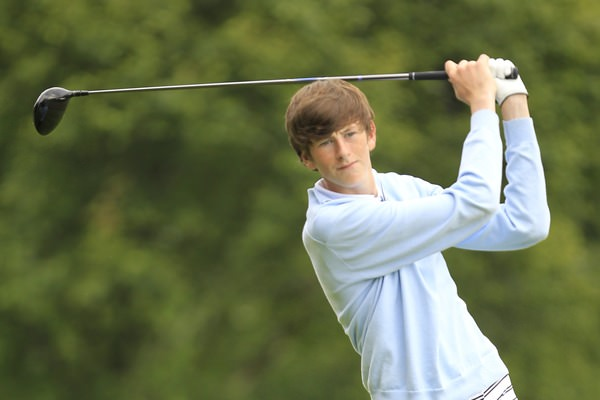 Matthew Fitzsimons captured the Munster Boys after a three-hole playoff at