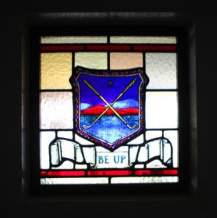 The Portmarnock motto - Be Up