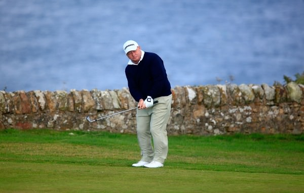 Ian Woosnam. Picture © European Tour
