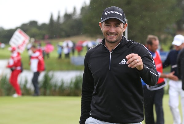 Gareth Maybin was looking on the bright side of a Top-10 despite a closing 73 in Denmark.Picture: David Lloyd /  www.golffile.ie