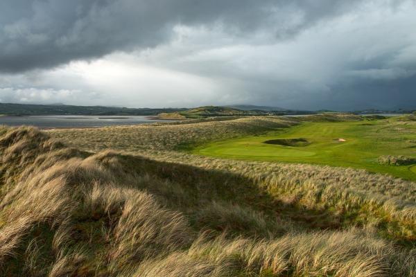 Donegal Golf Cub, Murvagh. Picture via donegalgolfclub.ie