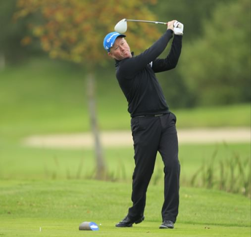 Peter Jones, winner of the prestigious PGA Southern Championship 2014. Pictured at the 2013 Irish PGA by Thos Caffrey /  www.golffile.ie