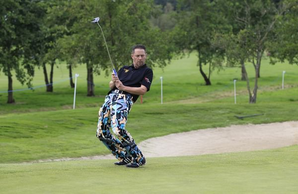 Waterville's Mark Murphy is through to the Second Stage of the Q-School.Picture: Thos Caffrey /  www.golffile.ie