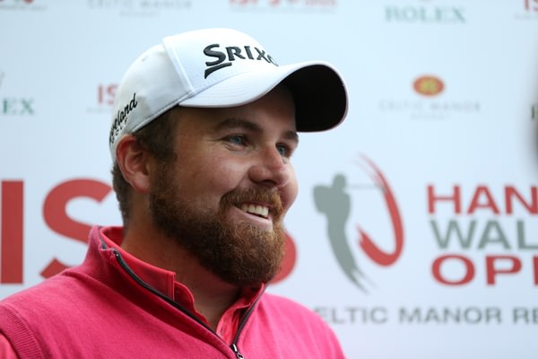 Shane Lowry (pictured after round three) is maturing as a player in leaps and bounds. Picture: David Lloyd /  www.golffile.ie