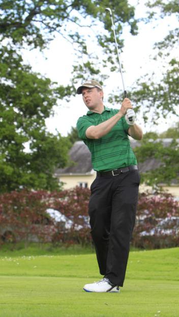 Michael McDermott.Picture: Thos Caffrey /  www.golffile.ie