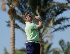 Elliot Saltman. Picture courtesy  EuroproTour.com