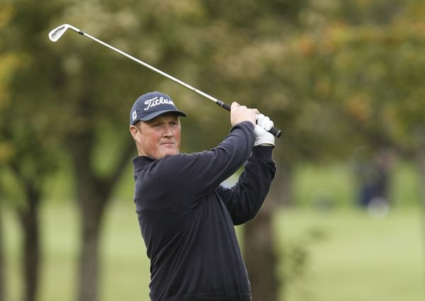 Mick McGeady is through to the Final Stage of the European Tour Qualifying School. Picture: Thos Caffrey /  www.golffile.ie