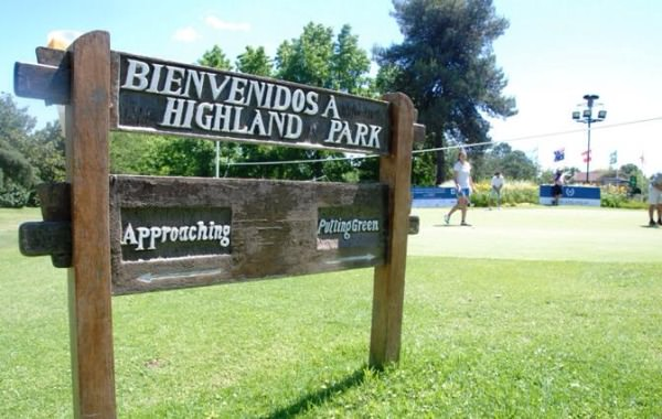 Highland Golf and County Club, Buenos Aires