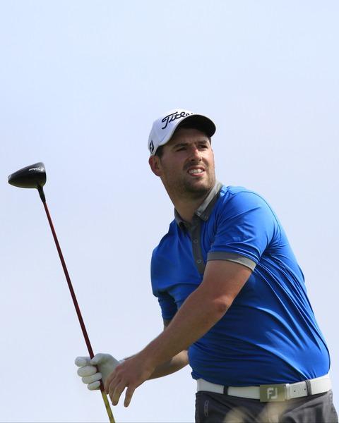 Richard Bridges.Picture ©Thos Caffrey /  www.golffile.ie