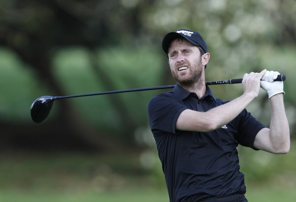 Danny Sugrue.Picture: Thos Caffrey /  www.golffile.ie