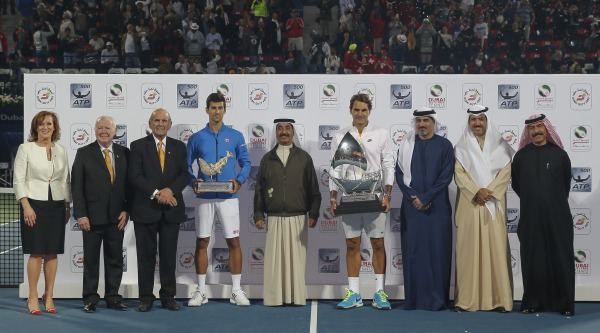 Dubai Duty Free and ATP tennis
