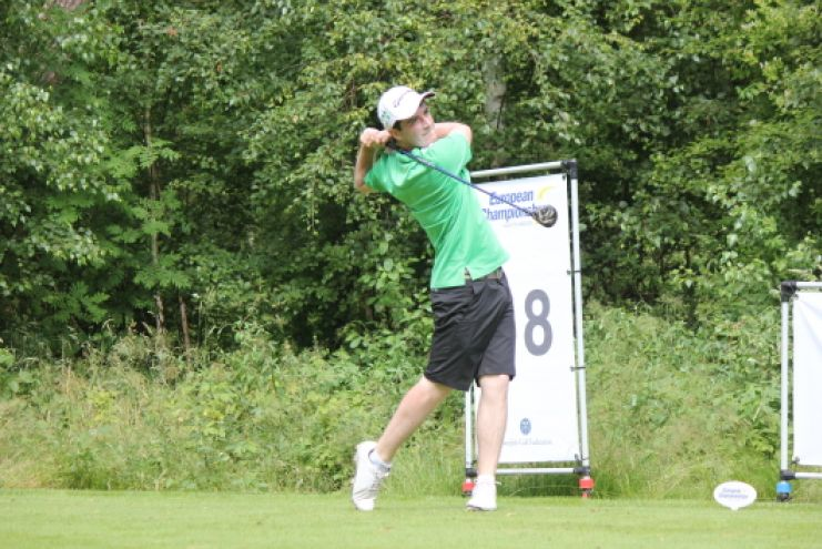 Dermot McElroy. Picture:  Golf.se